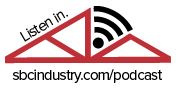SBCA's podcast icon to listen in