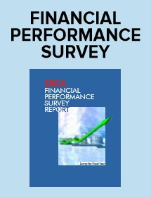 Cover page of the financial performance survey