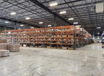 Simpson relocated warehouse facility to Inver Grove Heights