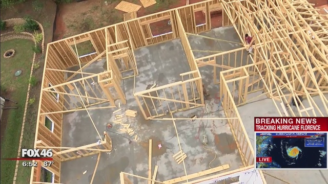 Video Shows Value of Trusses for Wounded Veteran's Home | SBC Magazine