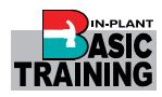 In-Plant Basic Training Logo