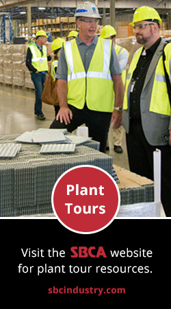 Visit the SBCA website for plant tour resources