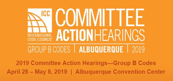 Committee action hearings logo